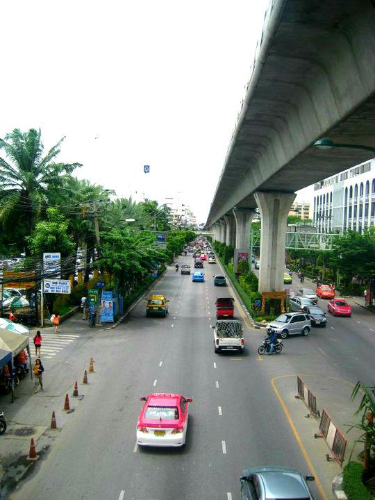bangkok-roads