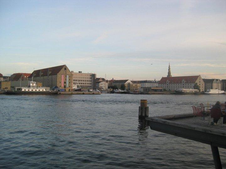 Copenhagen water front