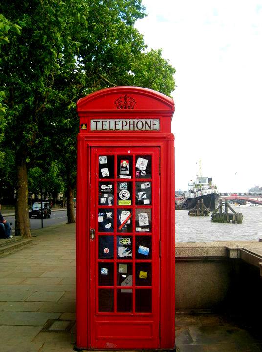 telephone-box