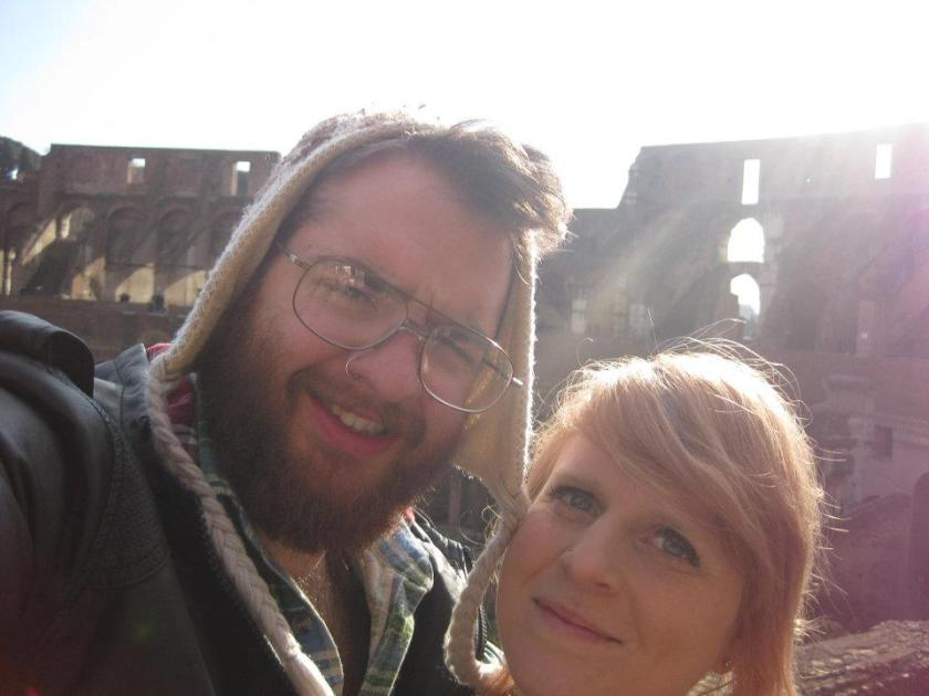 Us in Roma