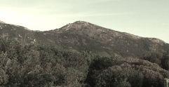tip of mountain