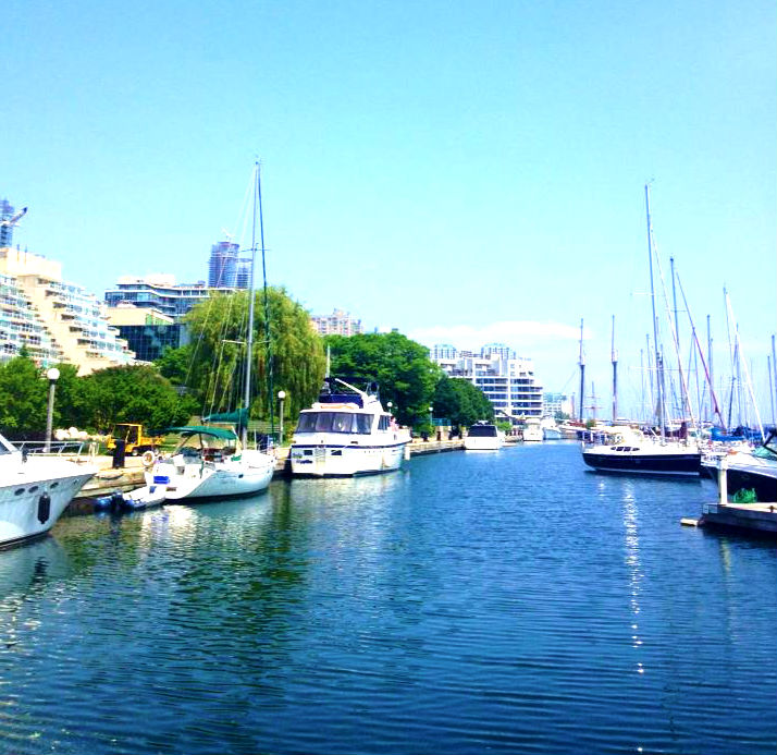 water front